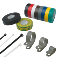 Image for Sleeving,Clips, Tapes & Ties